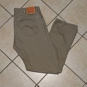 Levi's 505 Men's Jeans 38x34